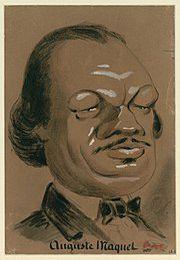 Auguste Maquet......Alexandre Dumas bis ou Nègre ?