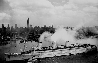 RMS Queen Mary (1936 Cunard)