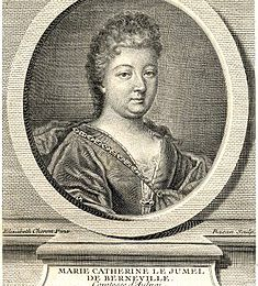 Marie Catherine d'Aulnoy