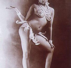 12 avril 1975: Joséphine Baker
