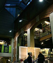 Le HALL DU LIVRE à NANCY