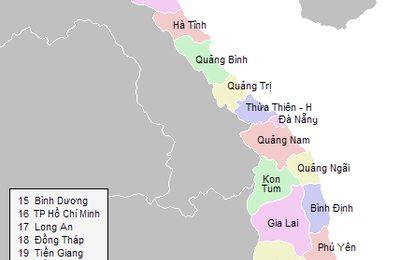 VIETNAM: 3° cas humain H5N1 depuis le début de l'année dans ce pays.