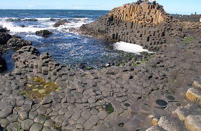 Orgues basaltiques, de l'Irlande à la Haute Loire