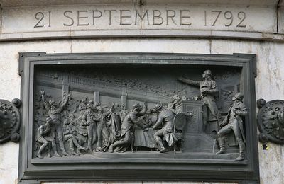 21 septembre 1792: La monarchie est abolie en France