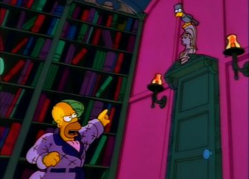 The Raven: Simpson Horror Show II