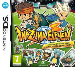 Inazuma Eleven sur Nintendo DS (Level 5)