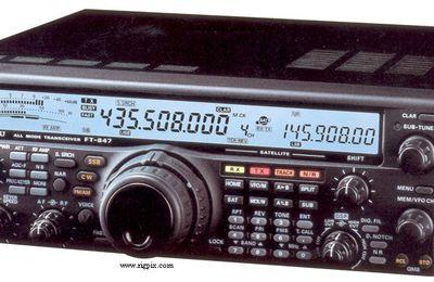 Probleme d'émission avec FT847 sur 80 métres .