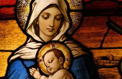 Sainte Marie, Mère de Dieu - 1er Janvier
