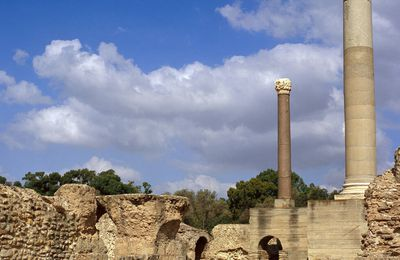 "Carthage, a name wich means ""New City"" in Phoenician"