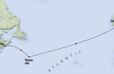 Un peu d'humour pour les 100 ans de la disparition du Titanic