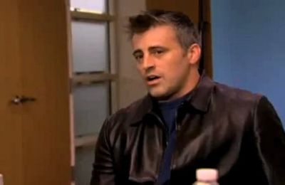 14/01 |PROMO: Preview de la nouvelle série avec Matt Leblanc (Friends)
