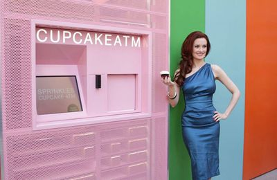 NYC Welcomes Its First Cupcake ATM