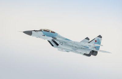 Russie: Le MiG-35 devrait entrer en service fin 2017