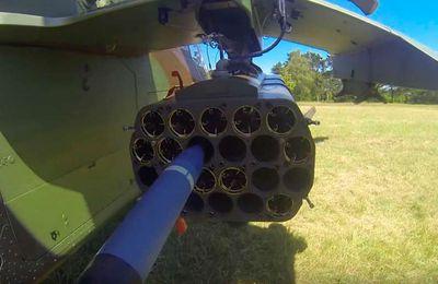 Thales intègre son lance-roquettes TELSON sur les Mi-24 polonais