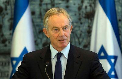 """Tony Blair : """"J'ai commis l'irréparable en cédant aux pressions d'Israël"""" (algeriepatriotique.com)"""