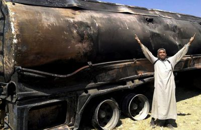 ISIL sells its oil, but who is buying it?...