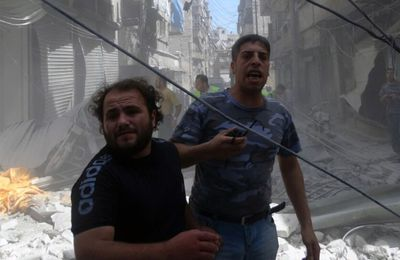 Aleppo onslaught: Russia 'working' on Aleppo truce