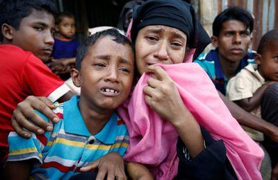Des centaines de Musulmans Rohingya massacrés dans une opération de répression au Myanmar (Al Jazeera)