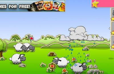 New Giochi Android: Clouds and Sheep – Candy Toss