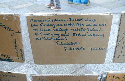 """So erfuhr ich, dass es in Köln eine """"Klagemauer"""" gibt ..."""