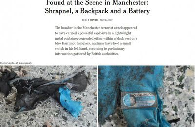 Photos Manchester : le Guardian accuse le New York Times (Arrêt sur images)