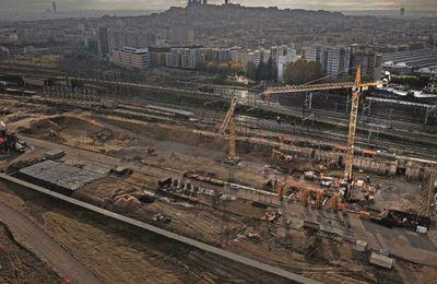 """Chapelle International : le chantier de """"l'hôtel logistique"""" et le prochain comité de suivi"""
