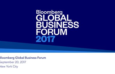 Bloomberg Global Business Forum