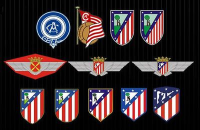 Atletico Madrid lanserat en ny badge