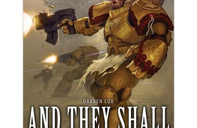 And they shall know no fear : ebook Black templar (short story)