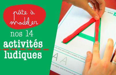 14 activités et ressources à imprimer pour l'atelier pâte à modeler chez Hop'Toys
