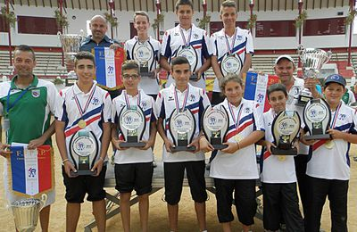Championnats de France jeunes 2014