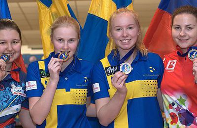 EYC 2015 ♦ European Youth Championships - Masters Girls