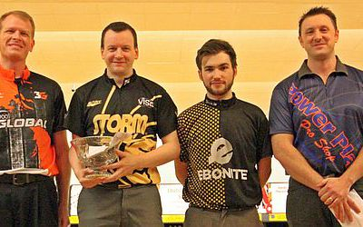 2016 EBT n°2  - Irish Open - Dublin - 10/17 janvier 2016