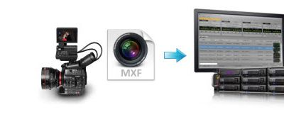 Fix the issue with Canon MXF and Avid Media Composer