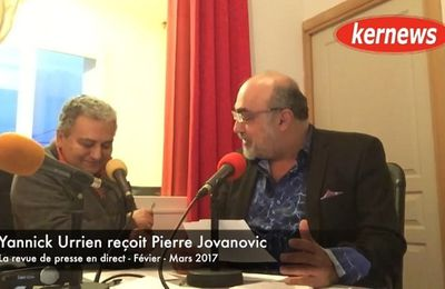 La revue de presse de Pierre Jovanovic sur Kernews – Mars 2017