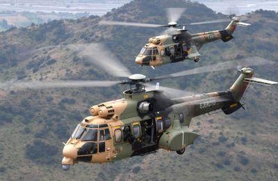 Les livraisons d'Airbus Helicopters redécollent (un peu)