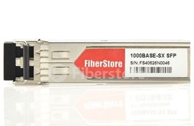 1000BASE-SX SFP Transceivers for Gigabit Ethernet