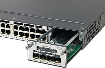 C3KX-NM-10G Network Module Overview