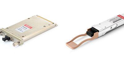 CFP 100GBASE-SR10 VS. 100G QSFP28 100GBASE-SR4