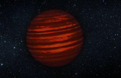 Une planète flottante à 20 années-lumière de la Terre