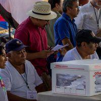 Mexique- Le CNI Yucatán salue la lutte pour l'autodétermination du peuple maya de Homún