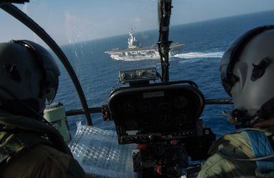 La coalition anti-Daesh va perdre le porte-avions Charles de Gaulle