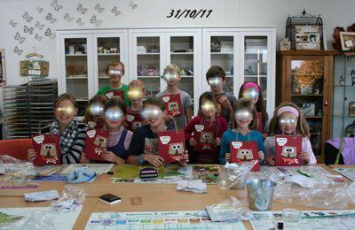 Atelier avec les enfants