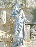 Salamis of Cyprus was created during the second part of the Bronze Age