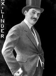 Homage to Max Linder, Early French Film Comic