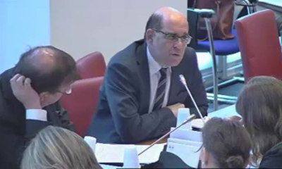 Intervention de Michel Liebgott en commission des affaires sociales sur le rapport d'orientation des finances publiques