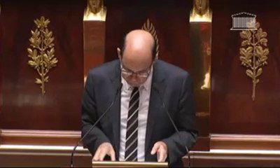 Vidéo de mon intervention à l'Assemblée Nationale sur la proposition de loi visant à redonner des perspectives à l'économie réelle et à l'emploi industriel