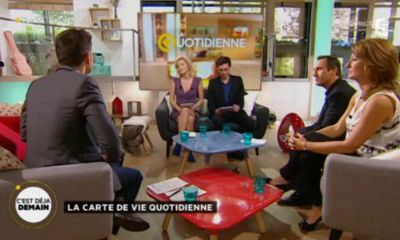 Parthenay sur France 5