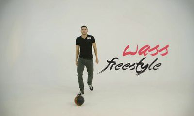 Cool dimanche : Best freestyle Football tracks par Wass
