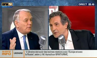Bourdin Direct: Jean-Marc Ayrault